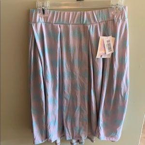 LuLaRoe Madison NWT Skirt